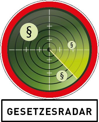 Logo Gesetzesradar